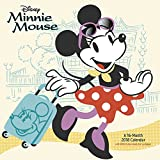 2018 Minnie Mouse Wall Calendar (Day Dream)