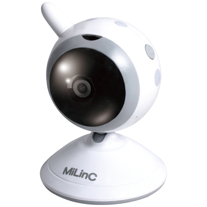 MiLinC増設用室内カメラ(LCS-101SD/LCS-201SD-WH共用) B0788KBQM4