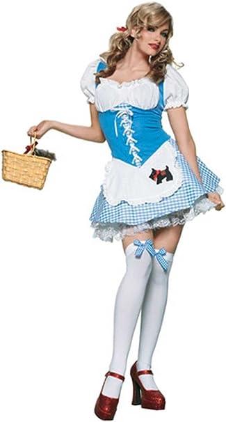 Forever Young Miss Rainbow Disfraz de Dorothy de el Mago de Oz con ...