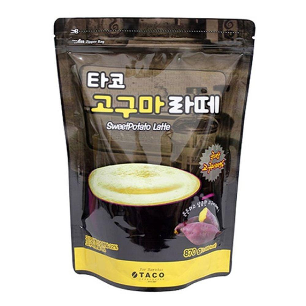 Taco Sweet Potato Latte Powder 870G by Taco (Image #1)
