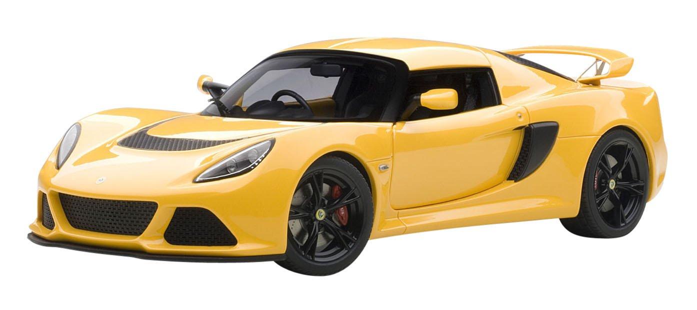 AUTOart – 75382 – Lotus Exige S – 2012 – Scala 1 18 – Giallo