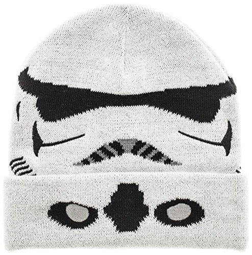 Stormtrooper Cuff Beanie Size ONE Size -