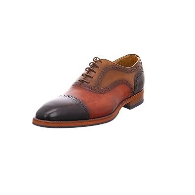 740753f4f0b645 Giorgio Armani 47979-17, Chaussures de ville à lacets pour homme - marron -