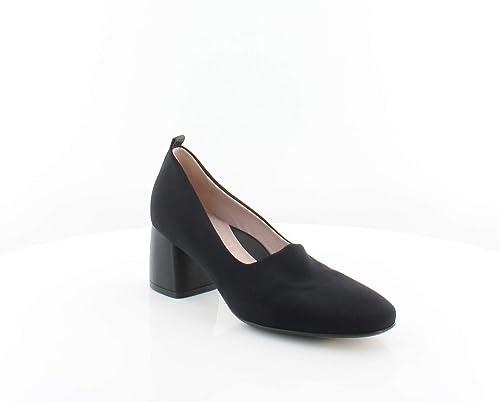 d8952fec4e15 Amazon.com  Taryn Rose Ciana Women s Heels Black Black Size 7.5 M  Shoes