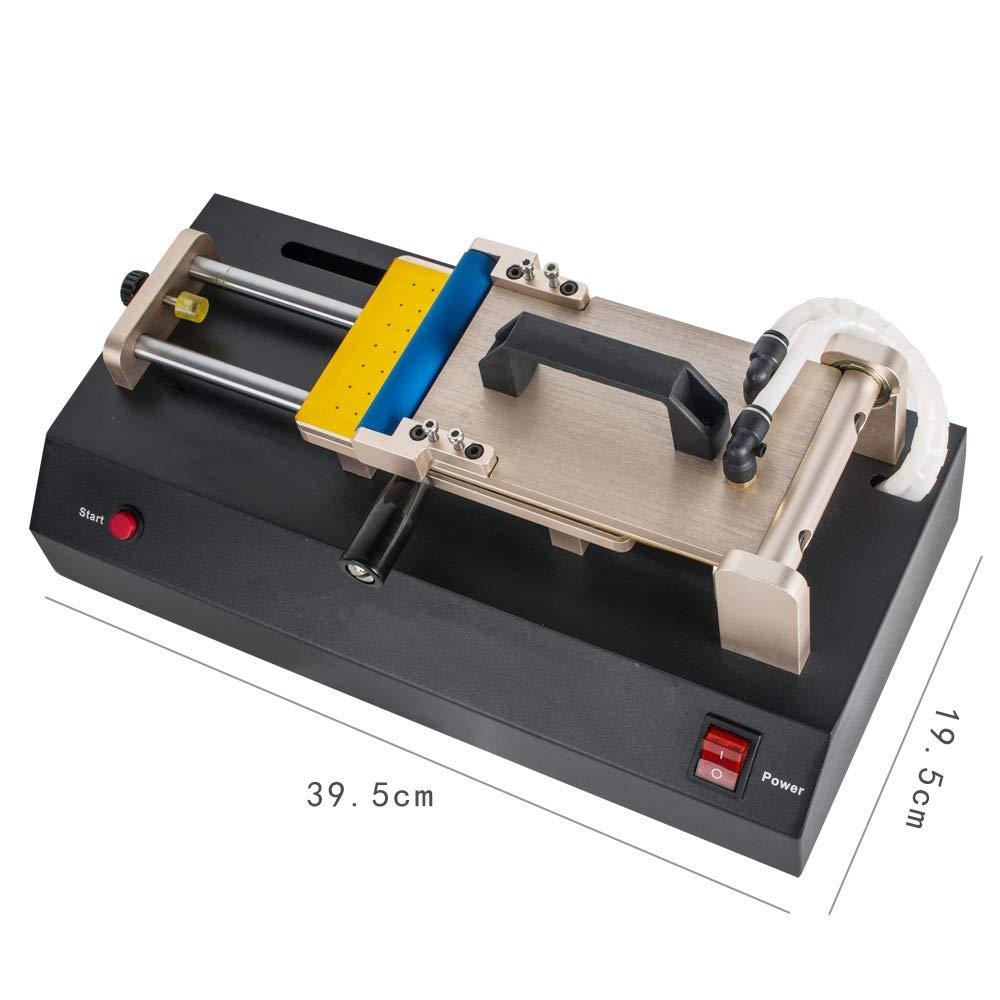 Laminating Machine vinmax Built-in Vacuum Film Laminating Machine LCD Touch Screen Laminate Polarized Film Laminator Office Home Use by vinmax (Image #4)