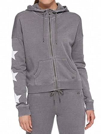 8234409f Image Unavailable. Image not available for. Color: Tommy Hilfiger Womens  Star Athleisure Hoodie ...