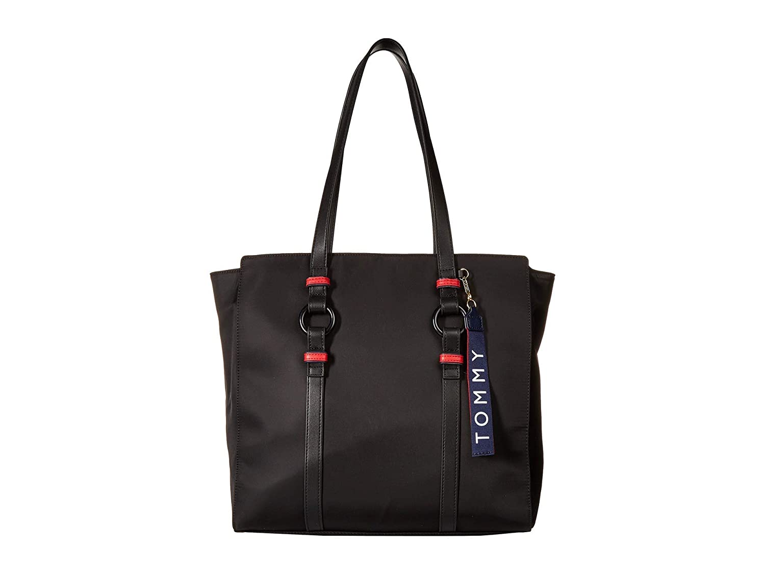 buy special for shoe hot new products Amazon.com: Tommy Hilfiger Women's Leona Tote Black One Size ...