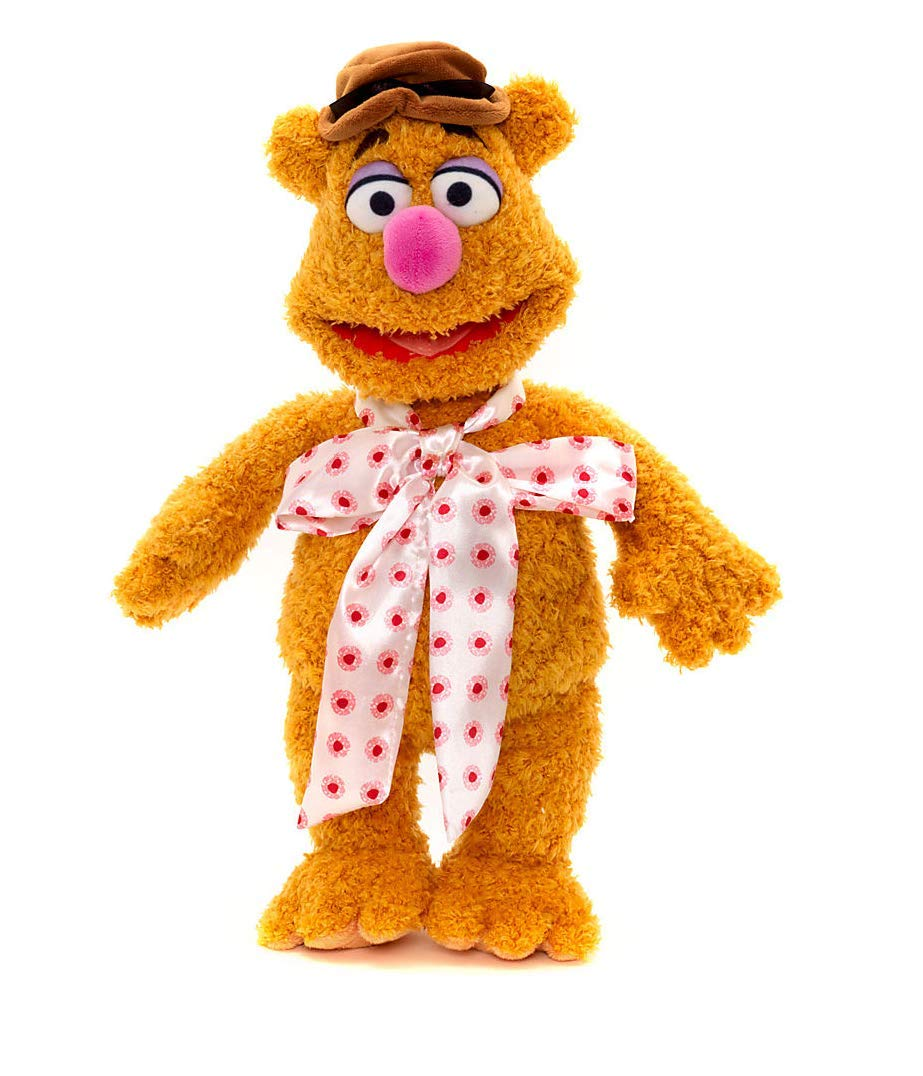 The Muppets Exclusive 15 Inch DELUXE Plush Figure Fozzie by Disney
