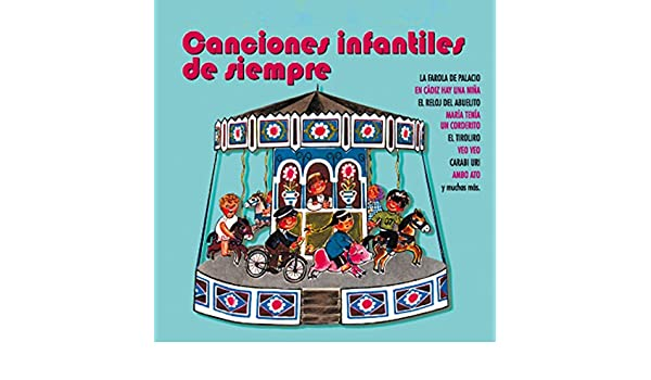 Canciones Infantiles de Siempre by Coro Infantil Tizas on Amazon Music - Amazon.com