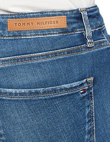 Skinny Blu Como Tommy Isabel Rw Hilfiger Jeans Donna 912 Isabel Xx0qx5