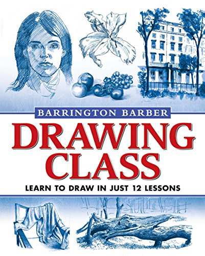 Drawing Class: Learn to Draw in Just 12 Lessons
