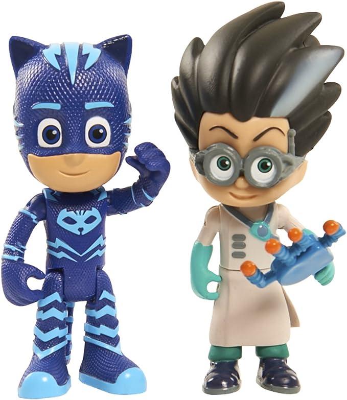 PJ Masks Figuras de acción (Bandai 24556): Amazon.es: Juguetes y ...