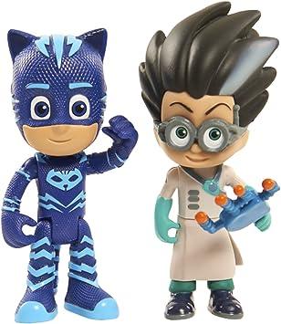 PJ Masks Figuras de acción (Bandai 24556)