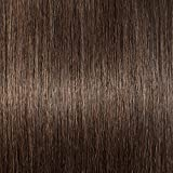 8'-24' inch 65g-120g Standard Weft Clip in Human Hair Extensions Remy - 8 Pieces Full Head Straight (10'-70g, 2 Dark Brown)