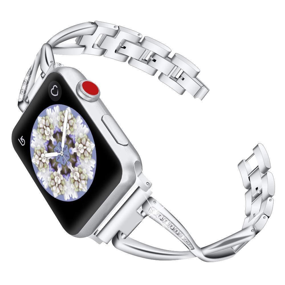 Malla Acero para Apple Watch (38/40mm) OULUCCI [7D8RZQBL]