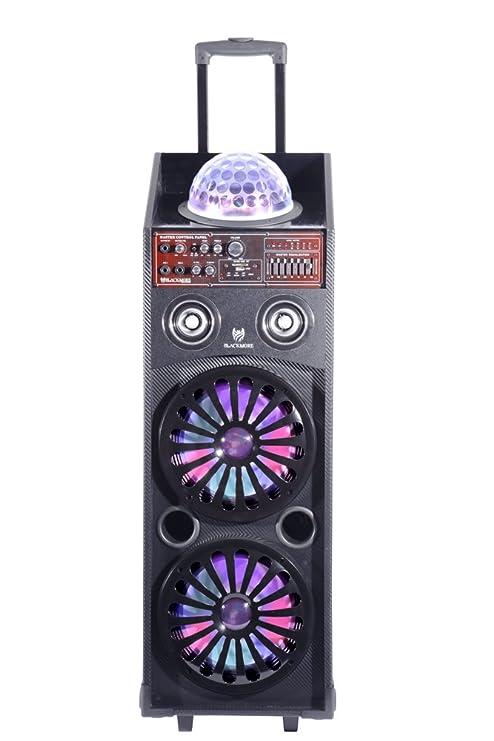 Review Blackmore BLS-5210BT DJ Powered