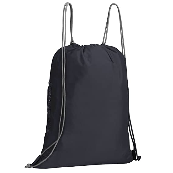 e574f920d1 G4Free Drawstring Gym Bag Backpack Gymsack for Adults and Teenagers Swimming  Bag Sports Bag Kids School PE Bag  Amazon.co.uk  Sports   Outdoors