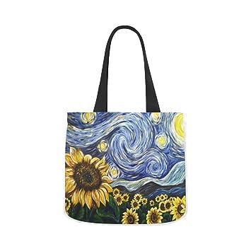 Bolso De Lona Hombro Bolsa Gogh Mujeres Vincent Van Pintura xwXqZRUn0H