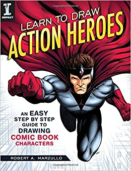 learn how to sketch action