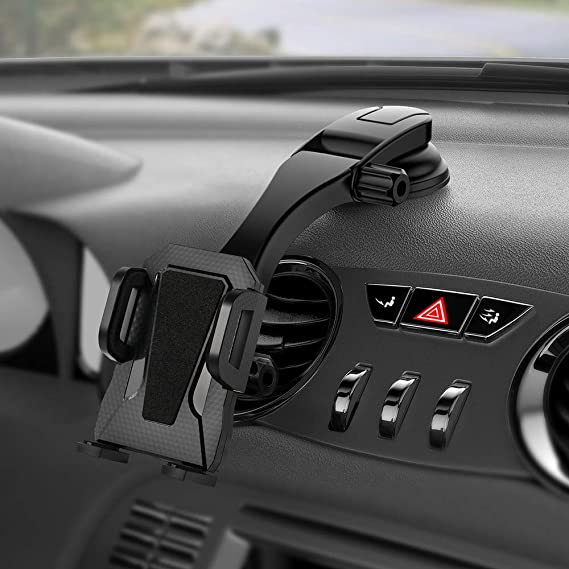 MIRACASE Car Phone Mount Magnetic Phone Holder Dashboard/&Windshield Adjustable Vehicle Phone Stand Universal Compatible with iPhone X Xs Max XR 8 Plus 7 6 Samsung Galaxy S10 9 8 Note 9 8 Edge 4351481956