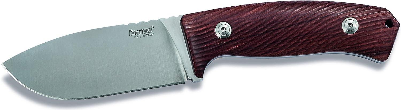 Lionsteel m3 olive niolox cintura ACCIAIO COLTELLO coltellino COLTELLO da caccia 02ls005