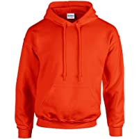 GILDAN Herren Kapuzenpullover Adult 50/50. Hooded Sweat/18500, Einfarbig