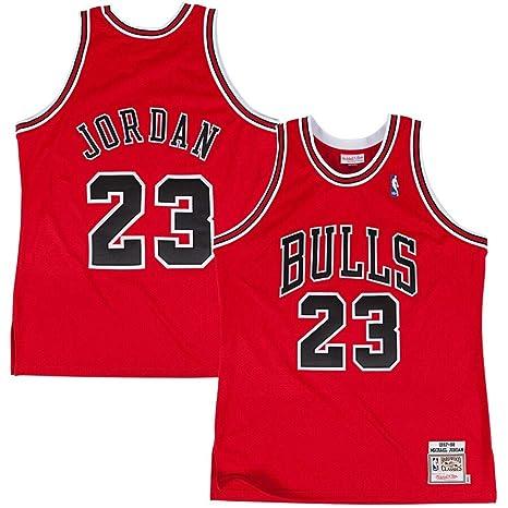 brand new 910b1 7469d Amazon.com : Franklin Sports Chicago Bulls Michael Jordan ...