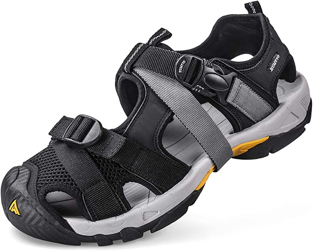 Mens Hiking Sandals Breathable Athletic