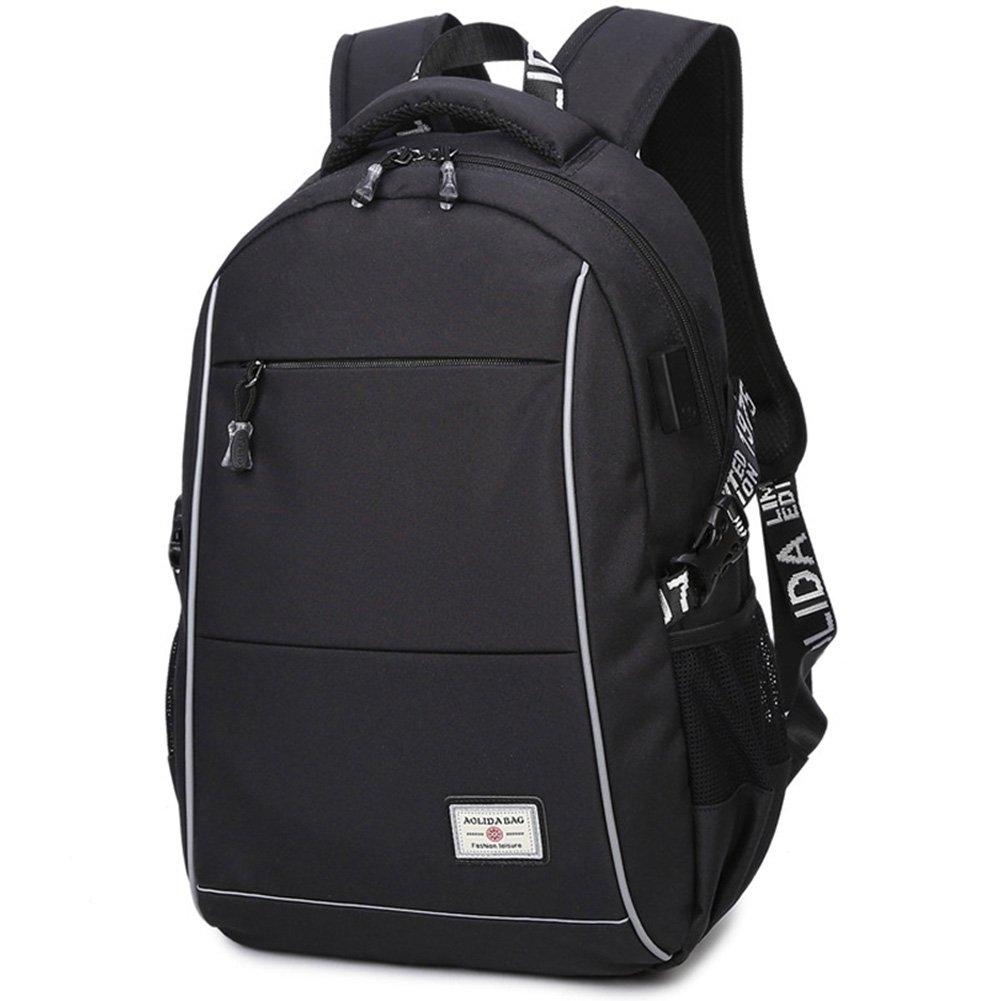 4550083d2482 USB Backpack USB Charging Port 15.6
