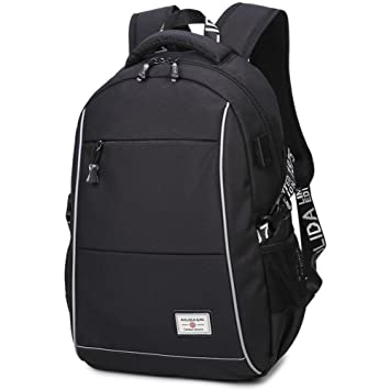 941ffcdc8c60b USB Backpack USB Charging Port 15.6 quot  Laptop Backpack
