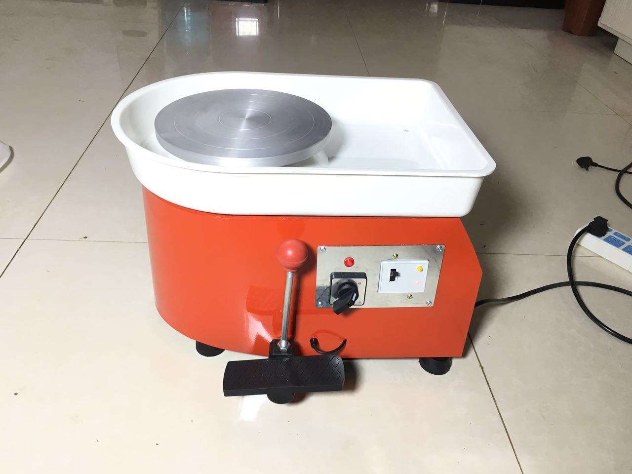 25cm Pottery Forming Machine Pottery Wheel Ceramic Machine Ceramics Clay Machine 110V/220V