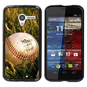 - MLB Baseball - - Monedero pared Design Premium cuero del tir¨®n magn¨¦tico delgado del caso de la cubierta pata de ca FOR Motorola Moto X 1ST Gen Funny House