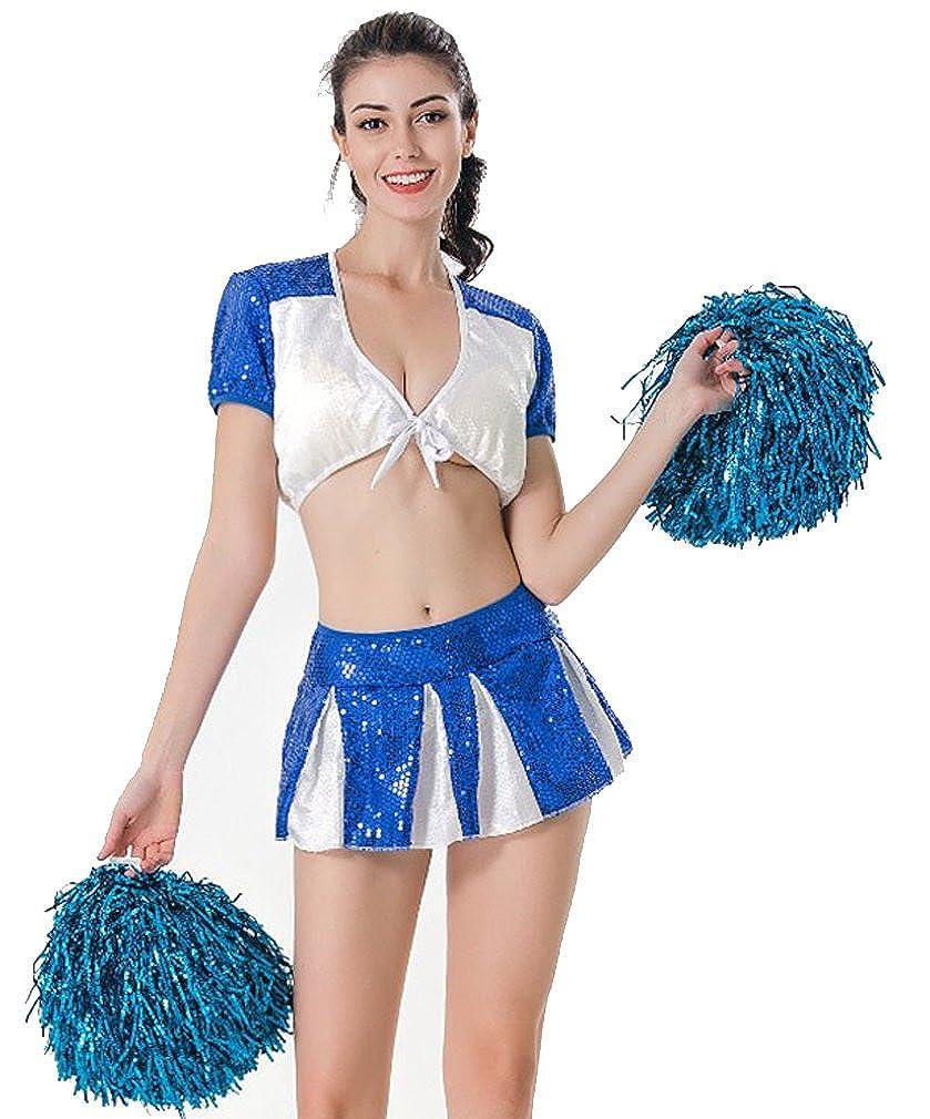Amazon.com: Sexy4Lady Sexy - Juego de mini faldas de manga ...