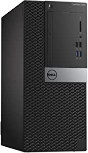 Dell OptiPlex 5050 Tower Desktop PC, Intel Quad Core i5-7500 up to 3.8GHz, 16G DDR4, 512G SSD, Windows 10 Pro 64 Bit-Multi-Language Supports English/Spanish/French(Renewed)
