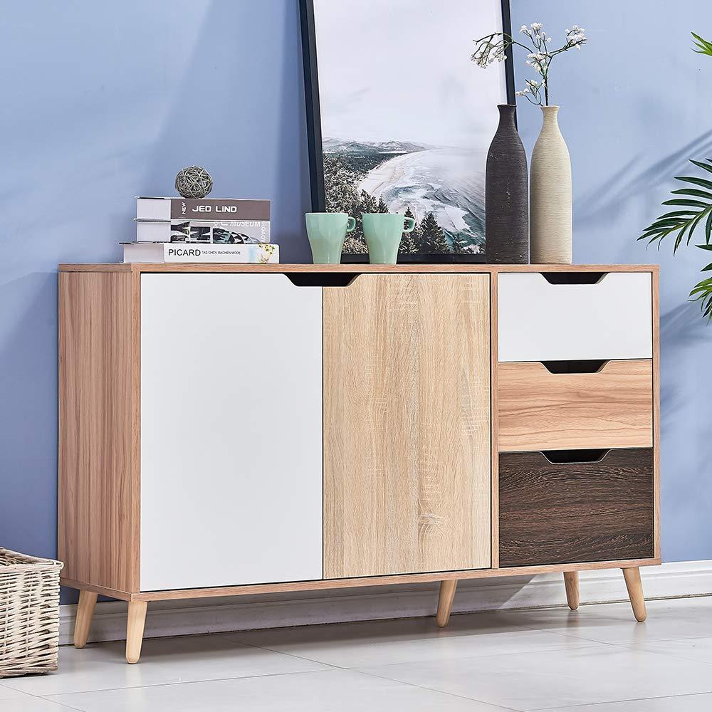 Living Room Wooden Organiser