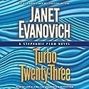 Turbo Twenty-Three: A Stephanie Plum Novel, Book 23 Hörbuch von Janet Evanovich Gesprochen von: Lorelei King