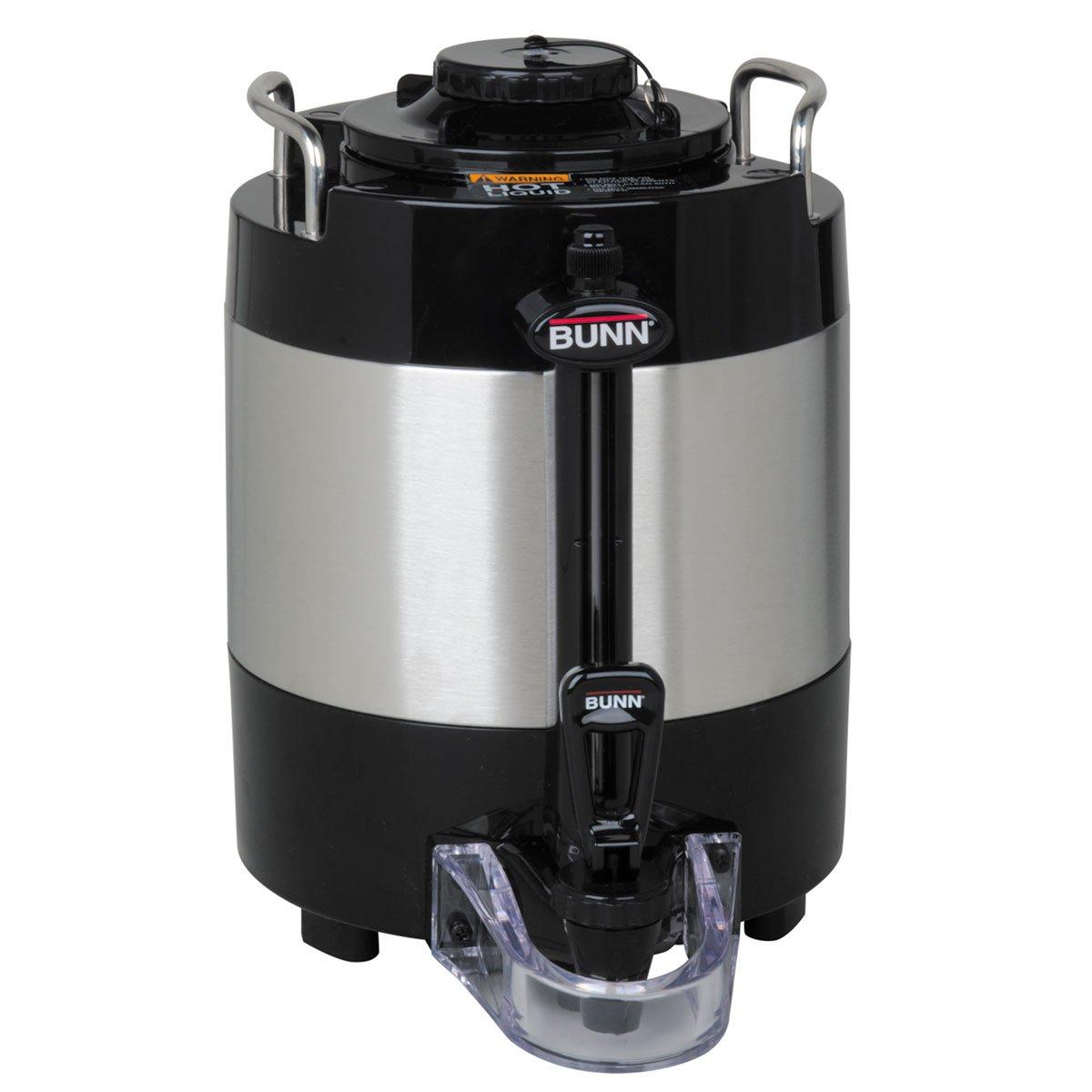Bunn - 44000.0050 - Thermofresh 1 Gallon Stainless Steel Server by Bunn