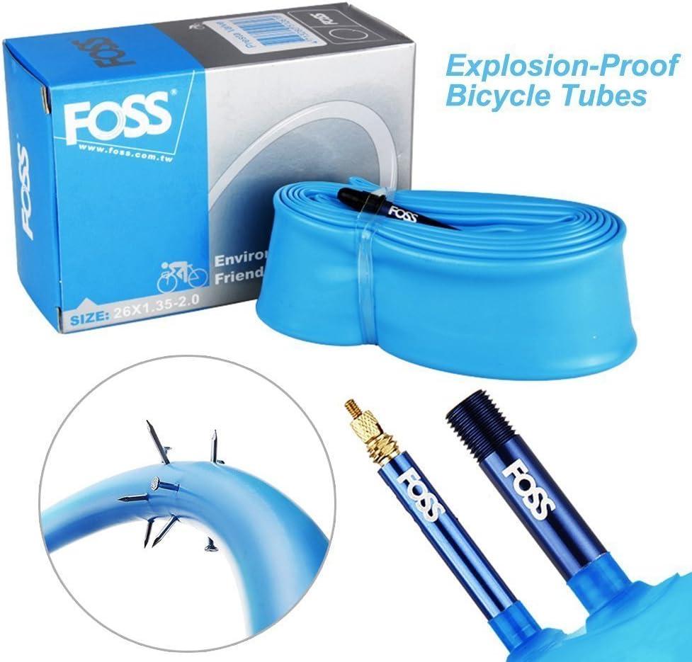 Schrader vélo cycle pneu tube intérieur 28 x 1 1 2