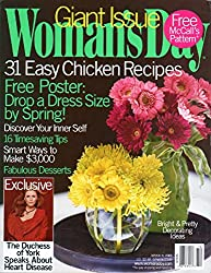 Woman's Day March 8 2005 Vol 68 Iss 6