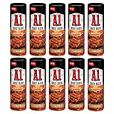 A.1. Sweet Mesquite BBQ Dry Rub 4.5 Container (Pack of 10)