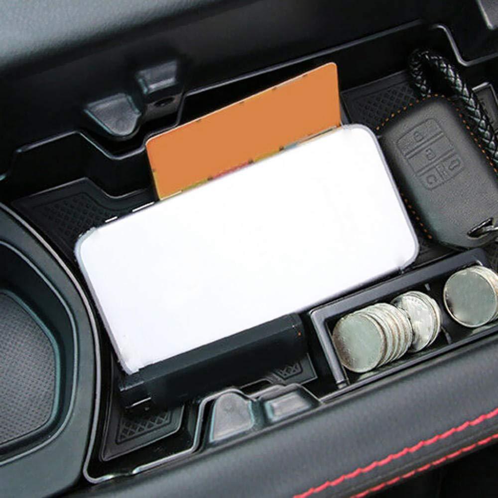 Lecimo Zentrale Armlehne Box Aufbewahrungsbox Auto Organizer Container Tray Zubeh/ör f/ür Honda Civic 10 Gen 2016-2018