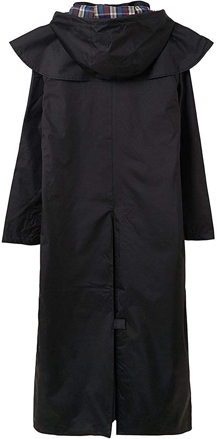 LightHouse Outback Womens Raincoat Black