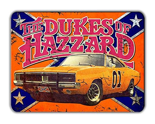 (Dukes of Hazzard Vintage Collectors 9x12 Aluminum Sign Wall)