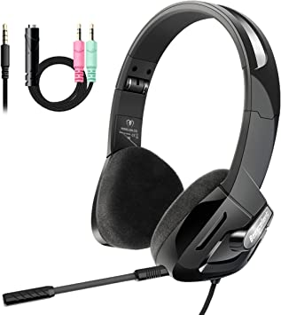 Beexcellent Gaming Headset for PS4 Xbox One: Amazon.es: Electrónica