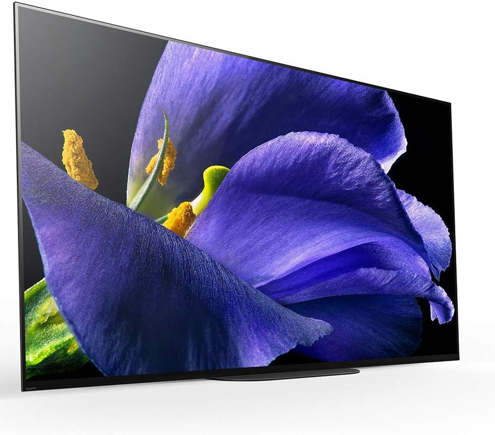 ソニー 65V型 有機EL テレビ ブラビア KJ-65A9G 4Kチューナー内蔵 Android TV機能搭載 Works with Alexa対応 2019年モデル