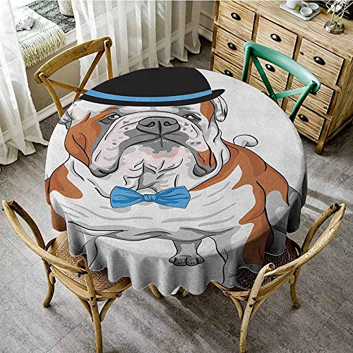 (Rank-T Round Tablecloth Tassel 63