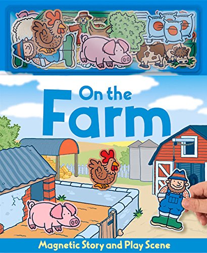 Farm Magnetic Story Play Scene product image