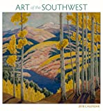 Art of the Southwest 2018 Wall Calendar