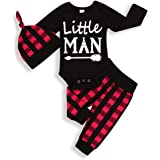 Newborn Baby Boy Clothes Daddy's Drinking Buddy Hoodie Romper+Shorts Baby Boy Summer Outfits