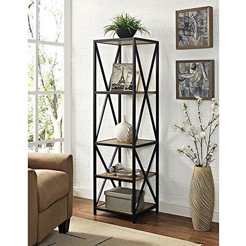 Barnwood Bookshelf (W. Designs 61